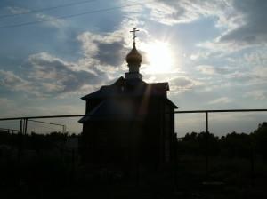 Храм в честь Казанской иконы Божией Матери с. Кабановка